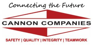 Cannon Companies Logo Large with tagline and values(1)